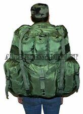 USGI Alice Pack LARGE Rucksack Backpack Complete OD Green w/ Woodland Straps VGC