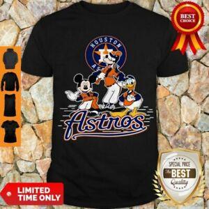 Houston Astros Baseball 2021 Champ T Shirt Funny Black Vintage Gift Men Women