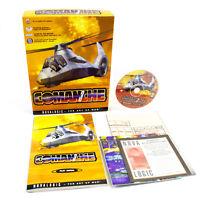 Comanche 3 for PC CD-ROM in Big Box, 1997 by NovaLogic, VGC, CIB