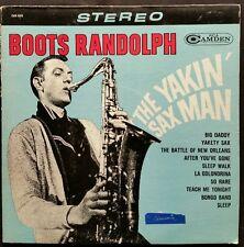 Boots Randolph The Yakin' Saxman