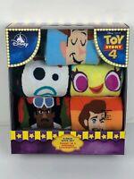 Disney Toy Story 4 Adult 5 Pack Sock Set New