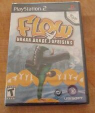 Flow: Urban Dance Uprising (Sony PlayStation 2, 2005) New, factory sealed!