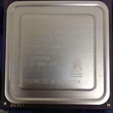 x1 AMD-K6-2/550AGR 550MHz/32KB/100MHz CPU Super Socket 7 Vintage Processor