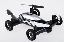 Large 2 in 1 Flying Car Drone with Camera Live Video drone Air-Ground Quadcopter