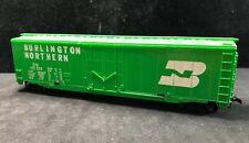 HO Burlington Northern Box Car 100% Tested & Refurbished Lot M4