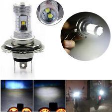 6000K H4 9003 HB2 30W CREE LED Motorrad Fern-Abblend-Scheinwerfer Lampe Birne