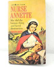 Nurse Annette by Rebecca Marsh (1962) Paperback