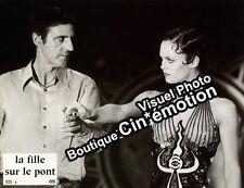Photo Cinéma 21x27.5cm (1999) LA FILLE SUR LE PONT Vanessa Paradis, Auteuil a