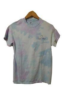 Simply Southern Womens Womens Tye Dye Short Sleeve Cotton T-Shirt Size S