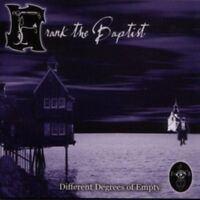 MARK THE BAPTIST different degrees of empty (CD album, 2003) goth rock STROB 001