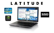 "Dell Latitude E6430 14"" HD+ i7-3520M Up 3.6Ghz 8GB RAM 128GB SSD NVS 5200M 1GB"