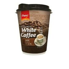 Super White Coffee Classic (charcoal rosted)