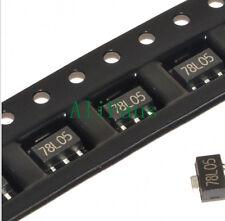 20pcs78L05 L78L05 7805 Voltage Regulator 5V 100mA SOT-89 SMD