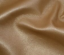 211 sf Gold Metallic Sheen Cow Hide Upholstery Leather Hide Skin Sides x74a -i