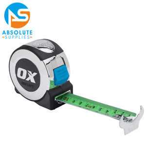 OX Pro 8m Tape Measure