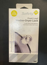 Safety 1st ProGrade Front Load Washer-Dryer Lock with SecureTech