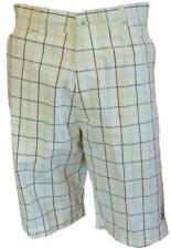 Billabong Bermuda pinocchietto Short Pantaloncino Uomo Giallo quadretti 44  W 30 ecf65525e67