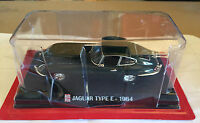 "DIE CAST "" JAGUARD TYPE E - 1964 "" SCALA 1/43 AUTO PLUS + BOX 1"