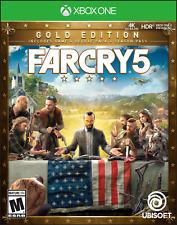 [XBOX One] Far Cry 5 - GOLD Edition - Profilo SECONDARIO - NoCd, NoKey