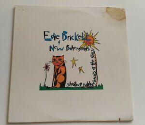 Vinyl LP Edie Brickell & New Bohemians Shooting Rubberbands At The Stars Geffen
