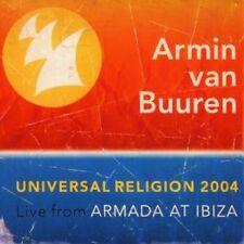 Armin van Buuren - Univeral Religion 2004: Live [New CD] Sweden - Import