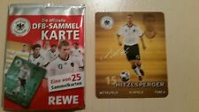 Rewe Sammelkarte Nr. 15 Thomas  Hitzlsperger (DFB Sammelbild Fußball WM 2010)
