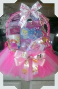 Princess Gift Basket By Norma's Unique Gift Basket - Made To Order