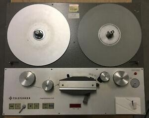 TELEFUNKEN M15A stereo Rundfunk Bandmaschine