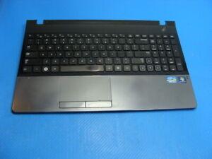 "Samsung NP300E5C 15.6"" Genuine Laptop Palmrest w/Keyboard Touchpad BA75-03502A"