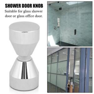 Poignée de Douche Bouton pr salle de bain à domicile Porte en verre de douche