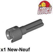 Lego technic - 1x steering CV Joint Axle cardan gris fon/dark b gray 92906 NEUF