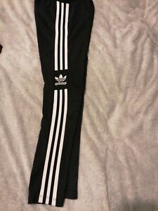 BLACK ADIDAS LEGGINGS SIZE 8