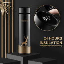 450ml Stainless Steel Vacuum Cup Thermos Flask Travel Water Bottle Cup Mug