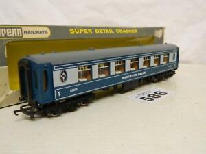 Wrenn OO Brighton Belle 1st Class Pullman Coach S287S Box W6004A