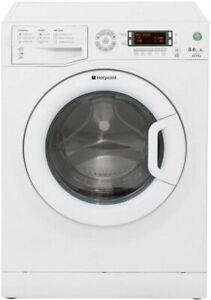 Hotpoint WDXD8640PP 8kg/6kg Washer Dryer - White