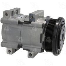 A/C Compressor-New Compressor 4 Seasons 58140