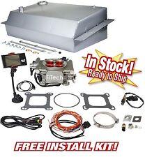 C10 Truck Steel Gas Tank FiTech 30003 Go Street 400 HP EFI Conversion Kit