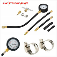 New Cars Trucks Fuel Injection Pump Injector Tester Test Pressure Gauge Gasoline