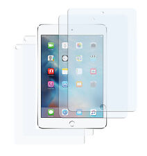 4 x  Schutzfolie Apple iPad Mini 4 Matt Folie (2 x VORN + 2 x HINTEN) Antireflex
