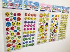 5 sheets Children favor crafts Teacher reward stickers lot-Kids Xmas toys gift