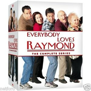 """EVERYBODY LOVES RAYMOND COMPLETE SERIES COLLECTION 44 DISC DVD BOX SET R4 """"NEW"""""""