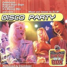 Party in a Box: Disco Party by DJ R2 (CD, May-2002, Madacy)