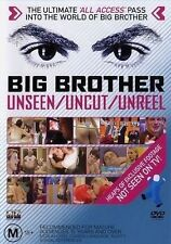 Big Brother - Unseen / Uncut / Unreel (DVD, 2003) Reality TV VGC R4