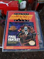 Final Fantasy (NES) Nintendo Power Player's Strategy Guide Volume 17 1990 RARE