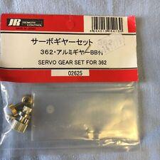 JR 362 Servo Metal Gear Set JRC362GS, tienda de modelo de Reino Unido