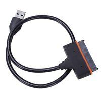 USB 3.0 To SATA, USB 3.0 To 2.5 Inch SATA III Hard Drive Adapter Cable With  8I4