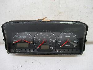 VW CORRADO SLC VR6 INSTRUMENT GAUGE CLUSTER ASSEMBLY 96K MILES OEM 535919035