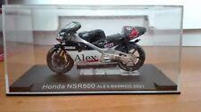 HONDA NSR 500 ALEX BARROS 2001    IXO 1/24