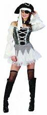 sexy Piratin Piraten Lady Damen Piratenbraut Fasching Karneval Kostüm