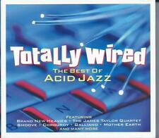 Totally Wired - The Best Of Acid Jazz (2CD 2014) NEW/SEALED